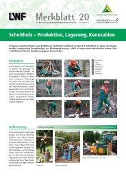 20 Merkblatt - Bayerische Landesanstalt für Wald und Forstwirtschaft ...