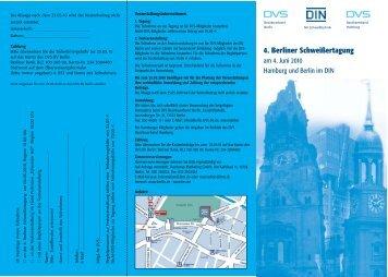 Flyer 4te Berliner Schweissertagung.pdf - NAS