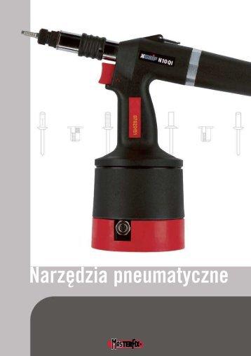 Narzędzia pneumatyczne - DINSTAL
