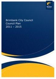 Brimbank City Council Council Plan 2011 – 2015
