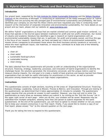 Questionnaire Design - UCLA
