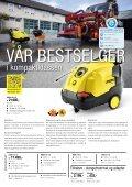 Kärcher rengjøringsmaskiner - kvam agentur as - Page 2