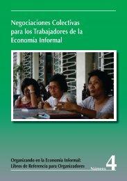 Negociaciones Colectivas para los Trabajadores de la Economía ...