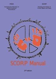 SCORP Manual 3rd ed.qxd