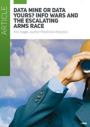 AR TICLE - Predictive Analytics World