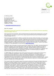 Download this submission - Council for the Humanities, Arts and ...
