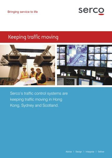 Traffic Control Systems - Serco