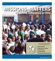Missions Matters - Chets Creek Church