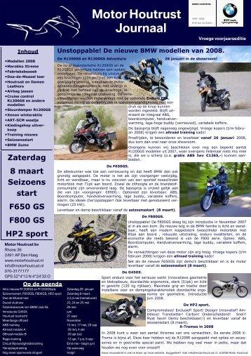 Nieuwsbrief downloaden - Motor Houtrust