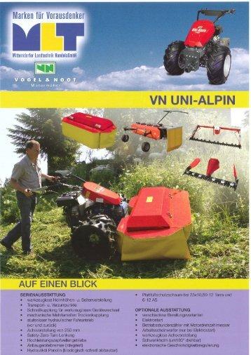 Irus Unialpin - Mitterndorfer Landtechnik