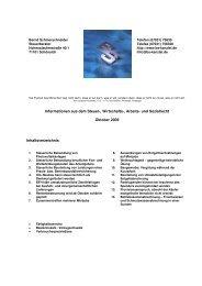 und Sozialrecht Oktober 2009 Inhaltsverzeichnis