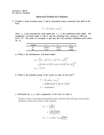 Homework Solutions to WebAssign, SmartPhysics and other college level ...