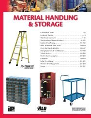 MATERIAL HANDLING & STORAGE - NS Local