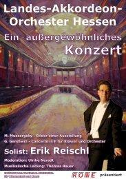 Programmheft - Landes-Akkordeon-Orchester Hessen