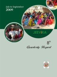 8th Quarterly Progress Report of JEEViKA.pdf - Bihar Rural ...