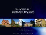 Passivhäuser: Thomas Elster, 81 fünf high-tech & holzbau AG (pdf)