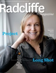 Download - Radcliffe Institute for Advanced Study - Harvard University