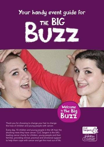 Big Buzz Event Guide.pdf - CLIC Sargent