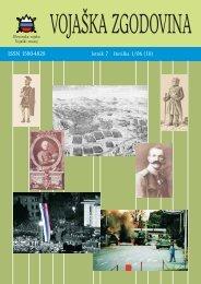 Letnik 7 / november 2006 - Slovenska vojska