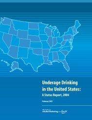 Executive Summary - Center on Alcohol Marketing and Youth