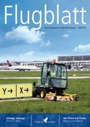 Ausgabe 3/10 - Flughafen Stuttgart