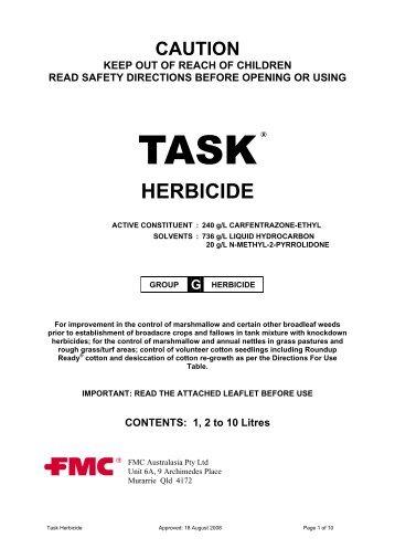 HERBICIDE - Pest Genie