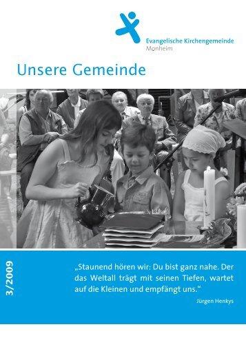 Ausgabe 3/2009 - ekmonheim