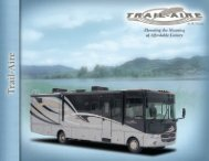 Trail Aire Class A - Griffin American Motorhomes