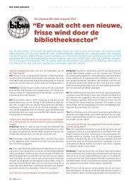 """""""Er waait echt een nieuwe, frisse wind door de ... - VVBAD"""