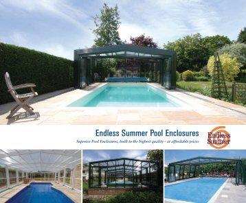 Endless Summer Pool Enclosures