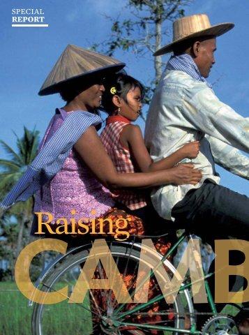 Development Asia, Issue 14: Raising Cambodia