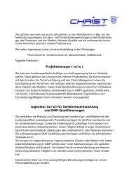 Details (PDF) - Martin Christ GmbH