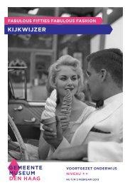 KijKwijzer - Gemeentemuseum Den Haag