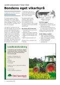 Landbruksbladet 2010 - Kongsvinger Kommune - Page 6