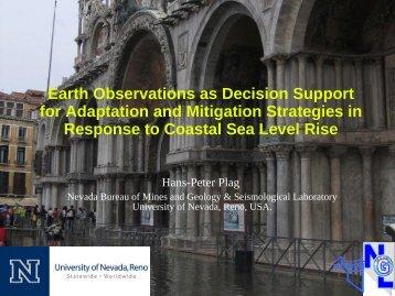 presentation pdf - Nevada Geodetic Laboratory - University of ...