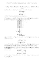 Trabajo Práctico Nº 1 – Introducción a la Teoría de la ... - FRBB - UTN