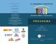 programa vi congreso científico seguridad humana ... - Priradiotv.com