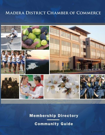 Madera Chamber of Commerce Business Directory - Workingarts ...