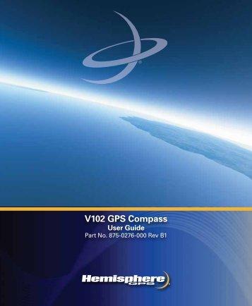 V102 GPS Compass