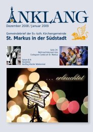 Buchhandlung Neumeyer - St.-Markus