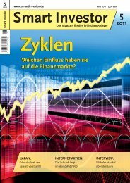 Smart Investor - Vereinigung Technischer Analysten Deutschlands eV