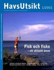HavsUtsikt nr 1,2001 - Havet.nu