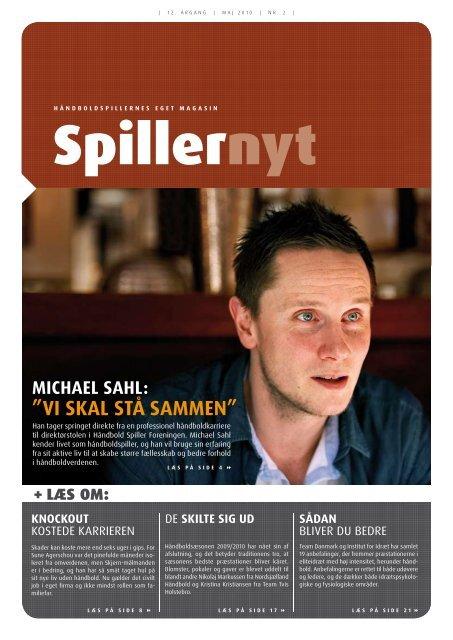 SpIllErNyt - HÃ¥ndbold Spiller Foreningen