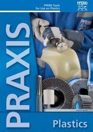 Plastics PRAXIS - PFERD