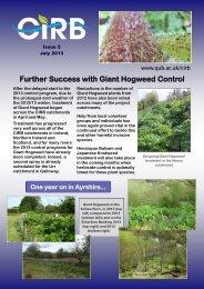 Newsletter July_2013 - National Invasive Species Database