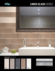 linen glass SERIES - Ames Tile & Stone