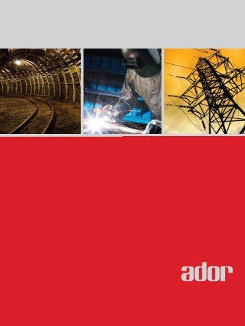 1 - Ador Welding Ltd