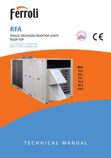 catalogo RFA • GB