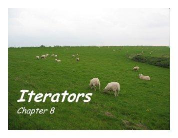 Iterator - schmiedecke.info