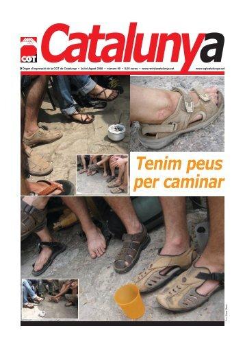 Descargar Catalunya 99 - juliol-agost 2008 ... - Rojo y Negro